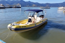Flexboat SR 550 GII Luxo MP