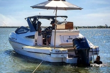 New HD Boats NHD 270 POPA