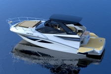 New HD Boats NHD 340