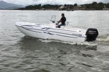 Brasboats Fly Fish 190