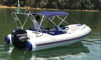 Flex 450: o novo inflável da Flexboat
