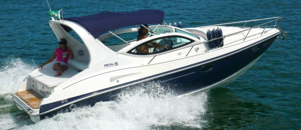Real Powerboats Class 26 Centro