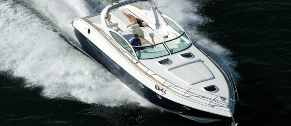 Real Powerboats Class 45