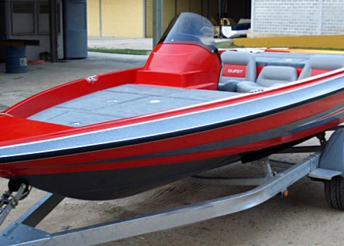 Quest Boats 258
