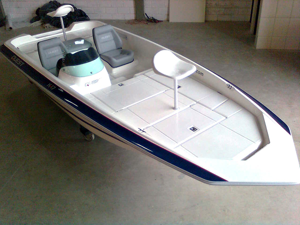 Quest Boats K-17