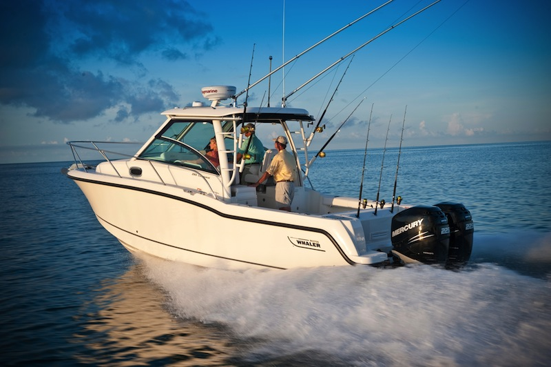 Boston Whaler285 Conquest