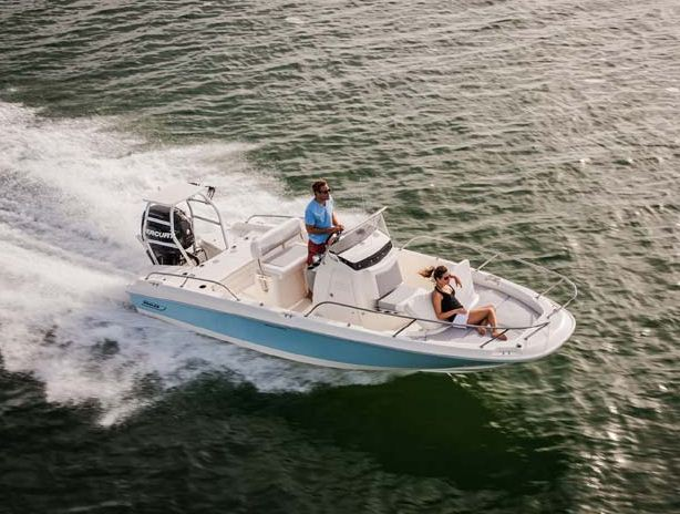 Boston Whaler 210 Dauntless
