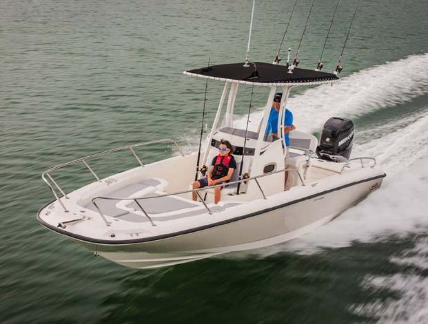 Boston Whaler240 Dauntless