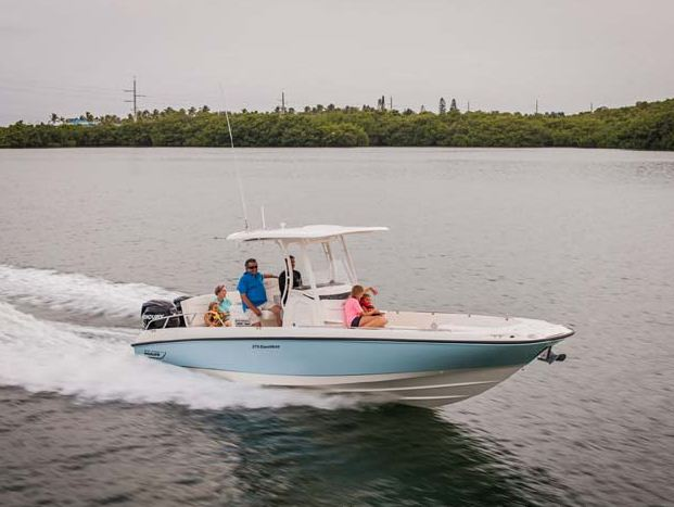 Boston Whaler270 Dauntless