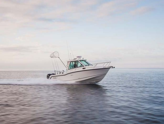 Boston Whaler285 Pilothouse