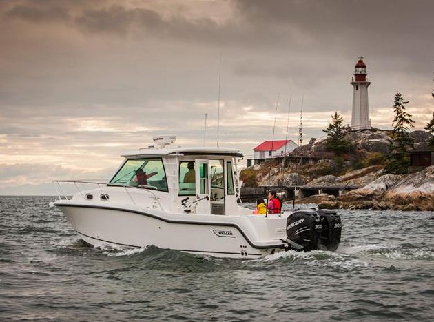 Boston Whaler315 Pilothouse