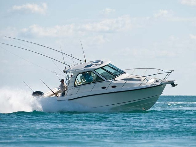 Boston Whaler345 Conquest