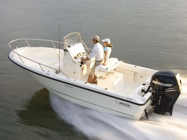 Boston Whaler190 Outrage