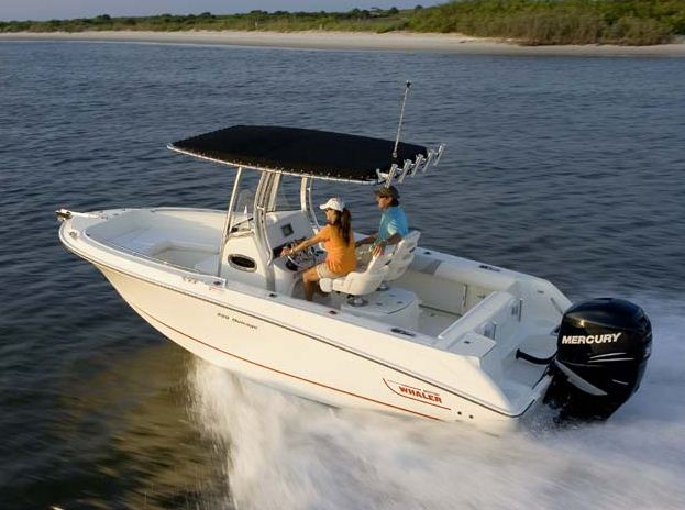 Boston Whaler220 Outrage