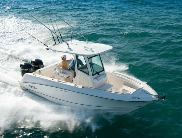 Boston Whaler250 Outrage