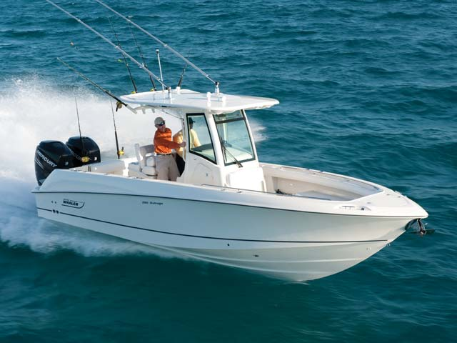 Boston Whaler280 Outrage
