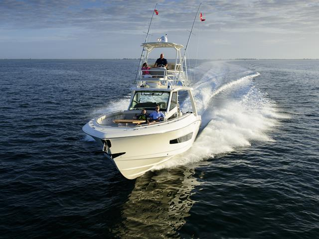 Boston Whaler420 Outrage