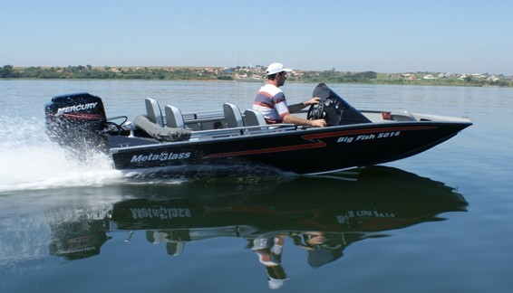 Metalglass Big Fish 5014 Sport