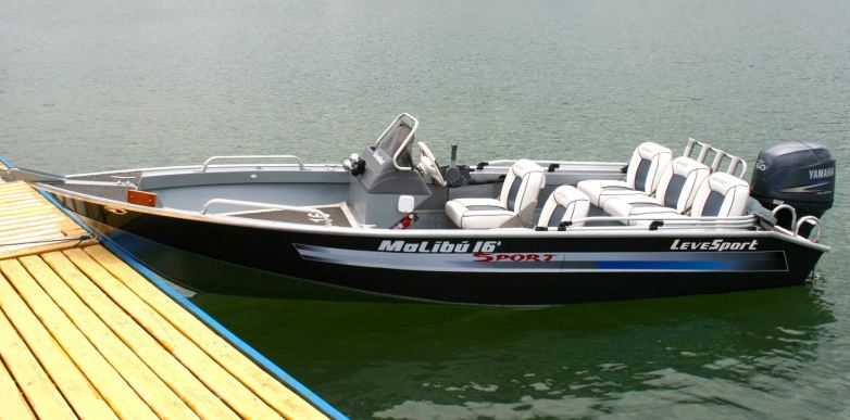 Levefort Malibu 16 Sport Fishing