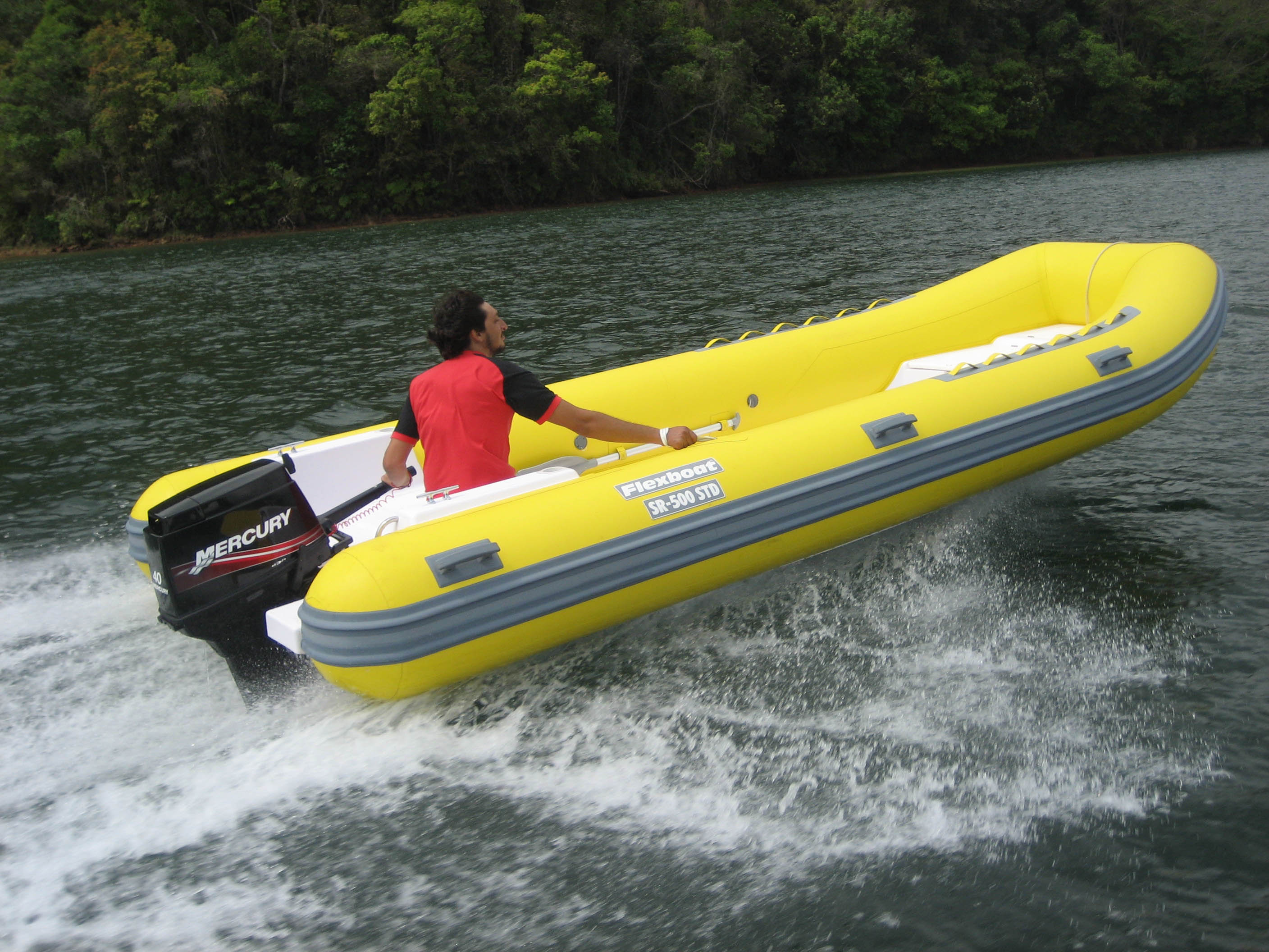 Flexboat SR 500 GII Standard
