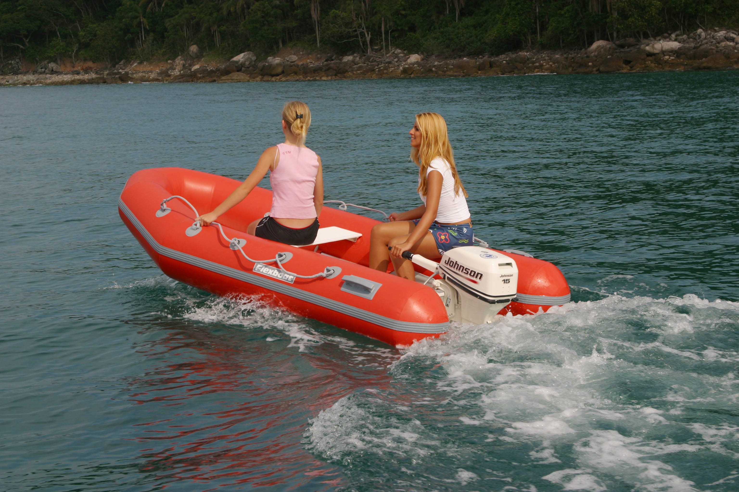 Flexboat SR 10 - S