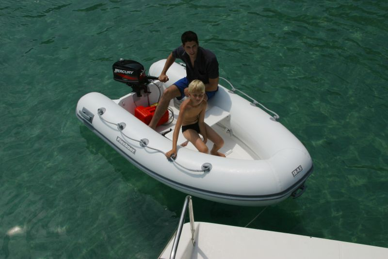 Flexboat SR 9.5