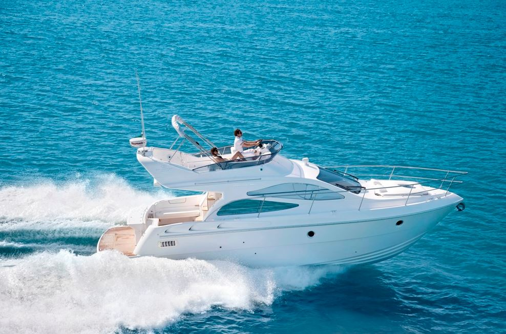 Schaefer Yachts Phantom 385