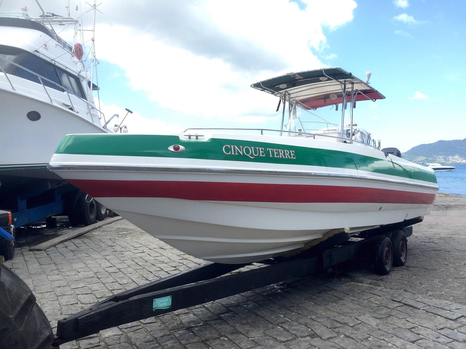 Real Powerboats Pro Fish 250