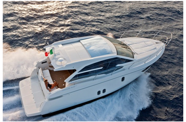 Absolute Yachts 40 STY