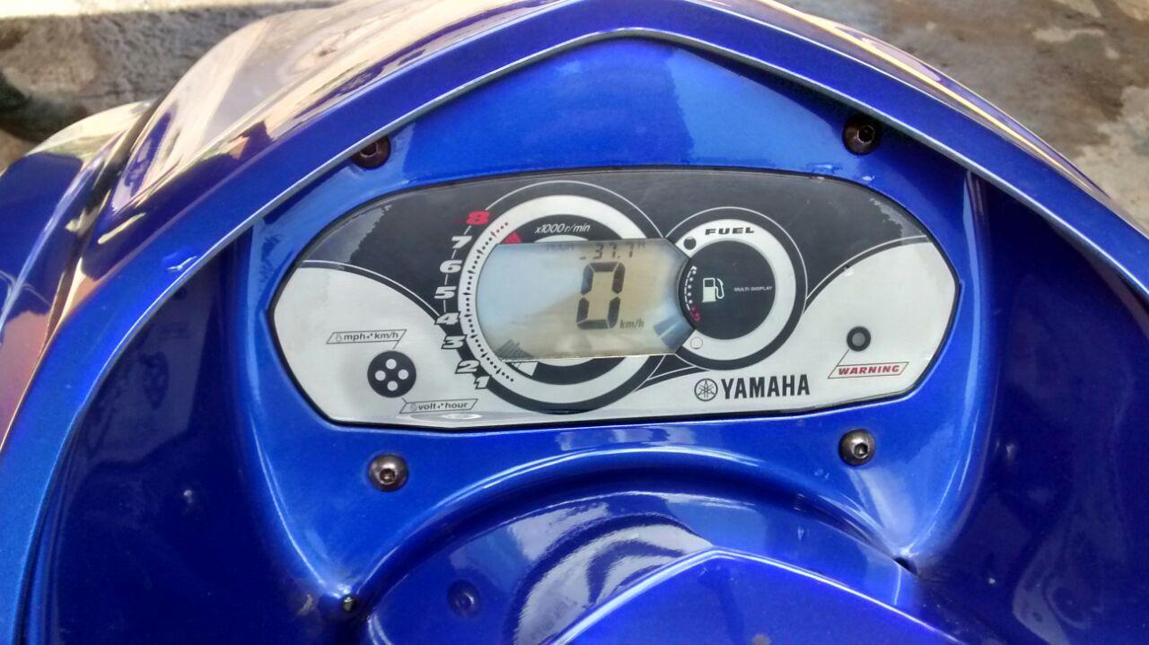 Yamaha VX Cruiser