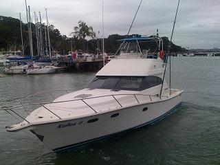 Riostar Yachts 37 Gemini