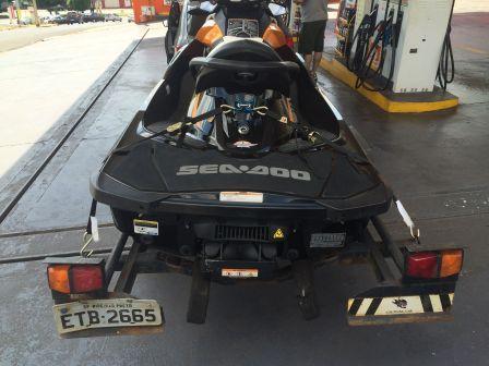 Sea Doo GTR 215