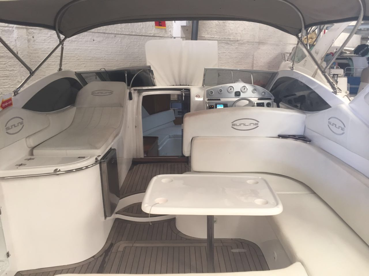 Sunline Boats 315