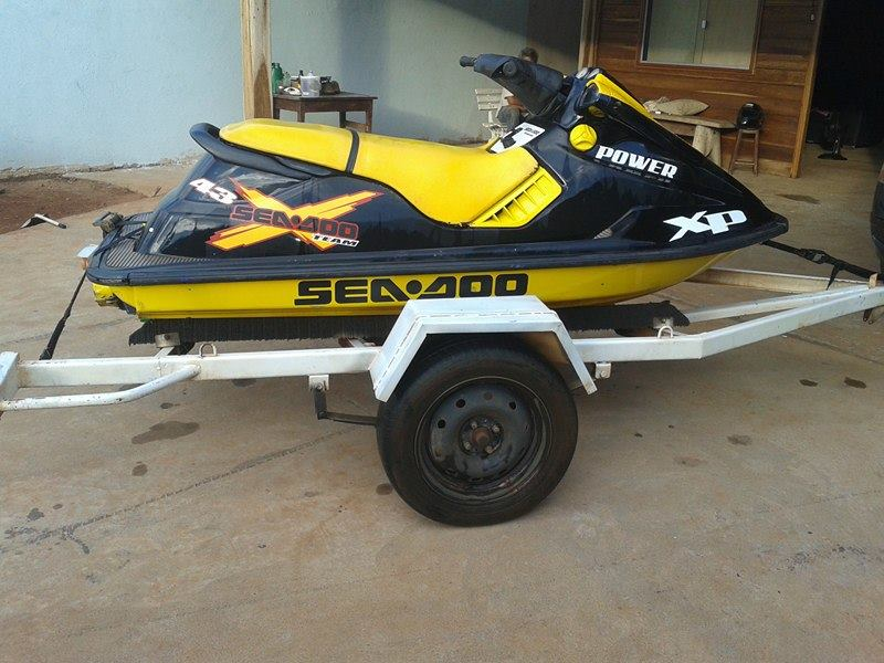 Sea Doo XP