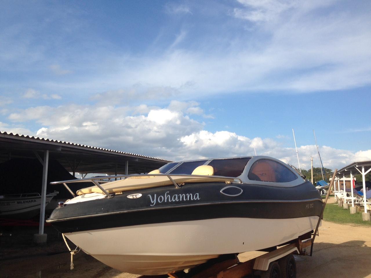 FS Yachts 210 Cabin