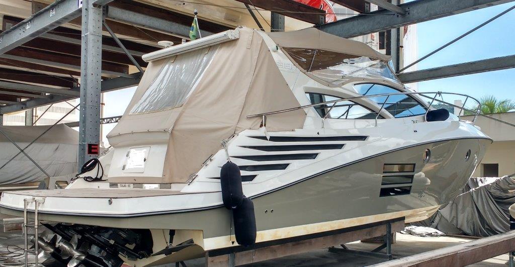 Armada Yachts 380 GranCabrio