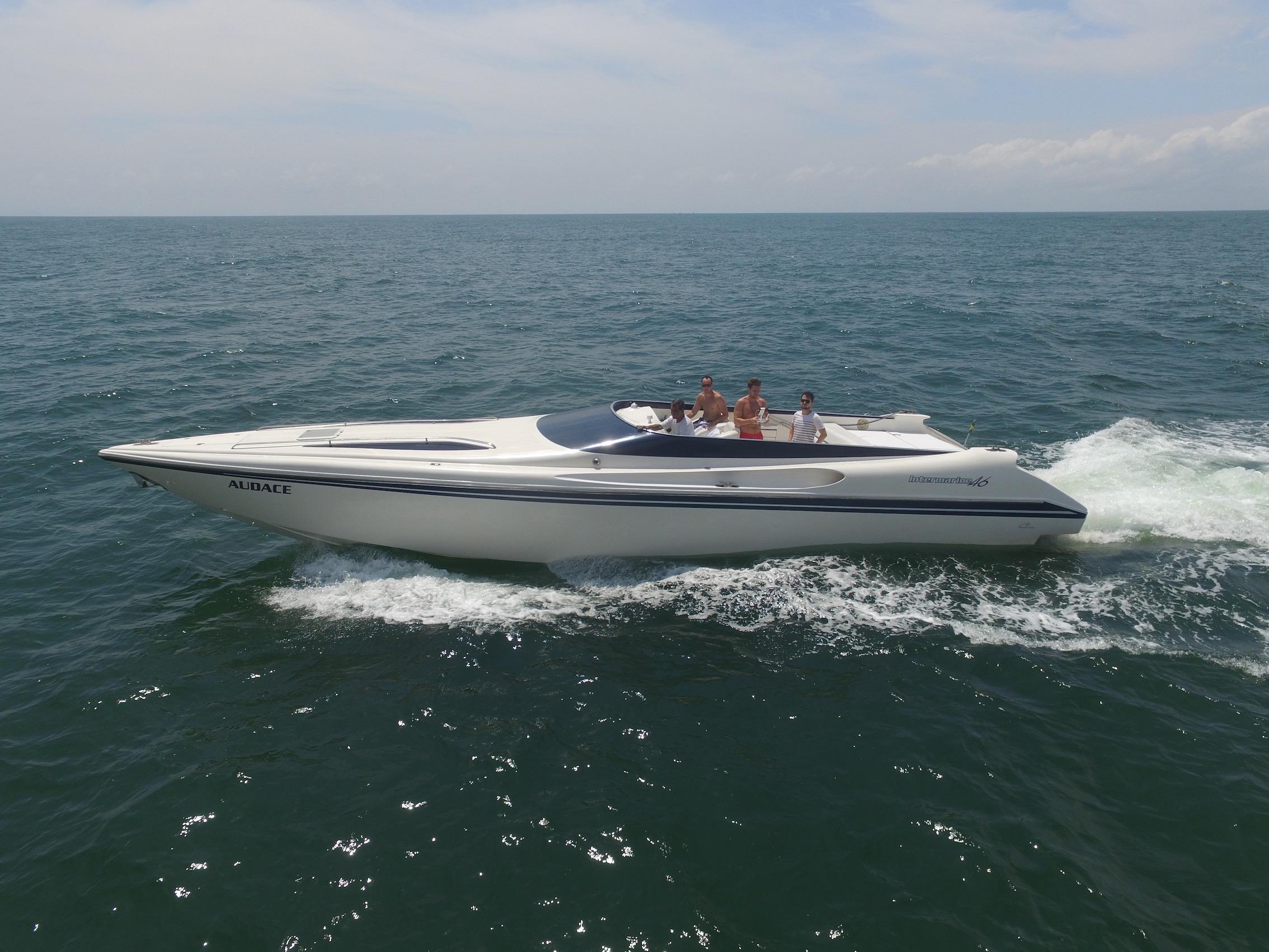 Intermarine 46 Offshore