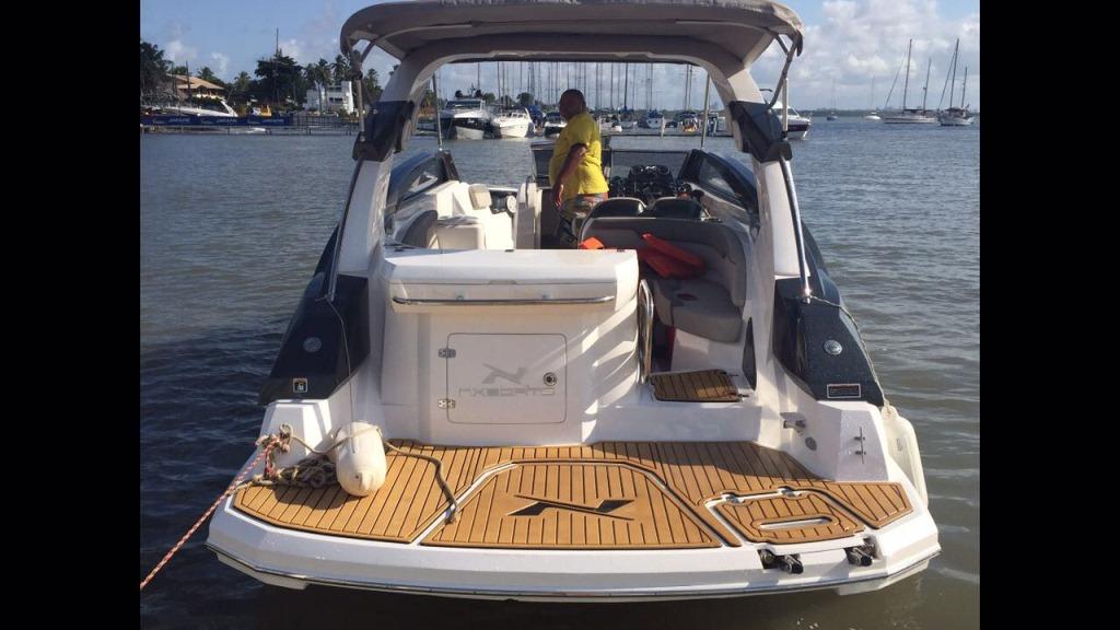 NX Boats NX 270