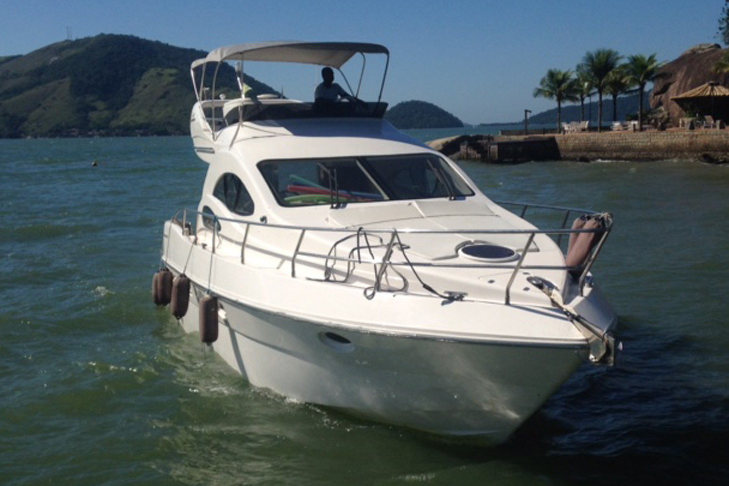 Intermarine 380 Full
