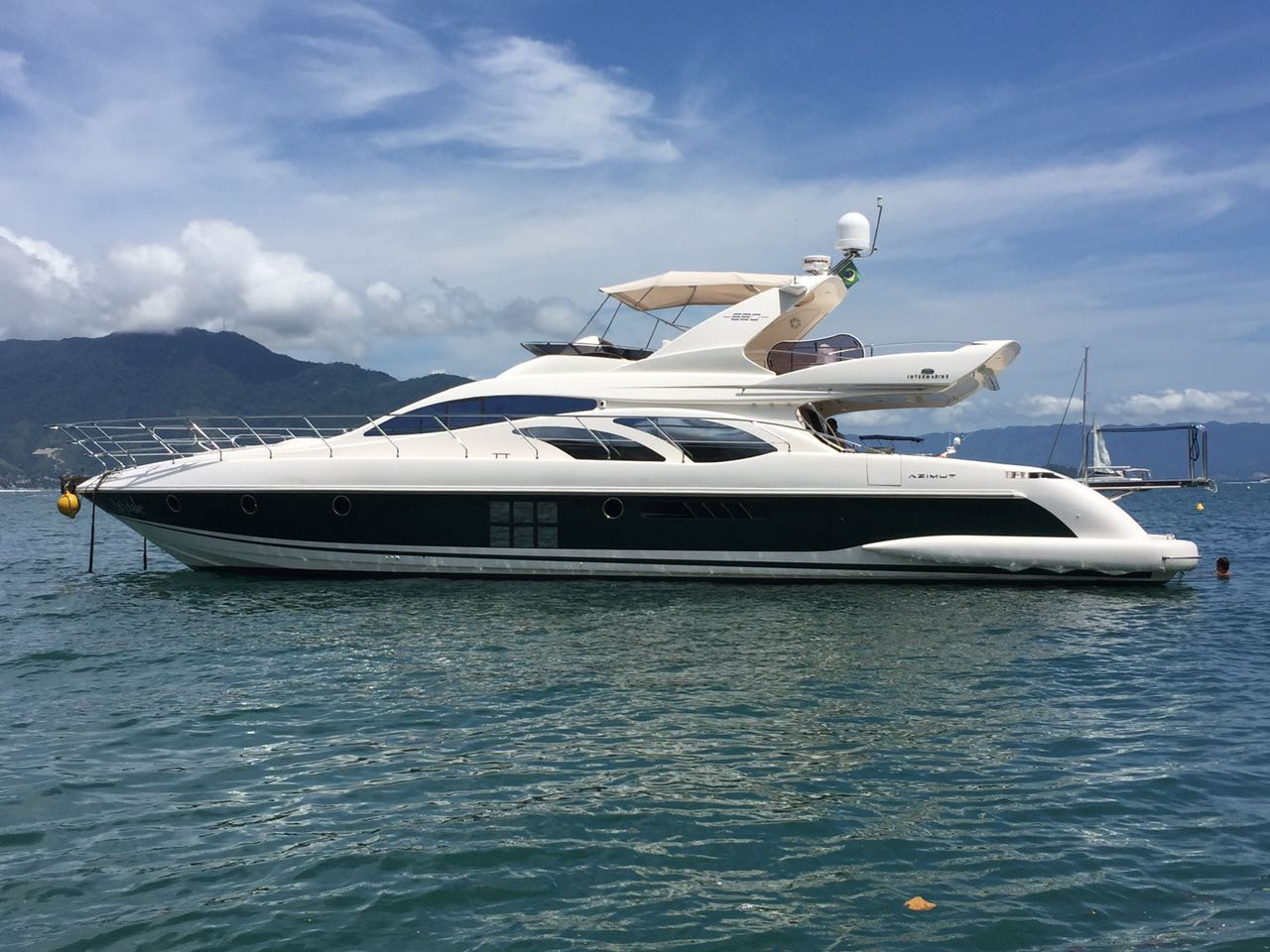 Intermarine 680 Full