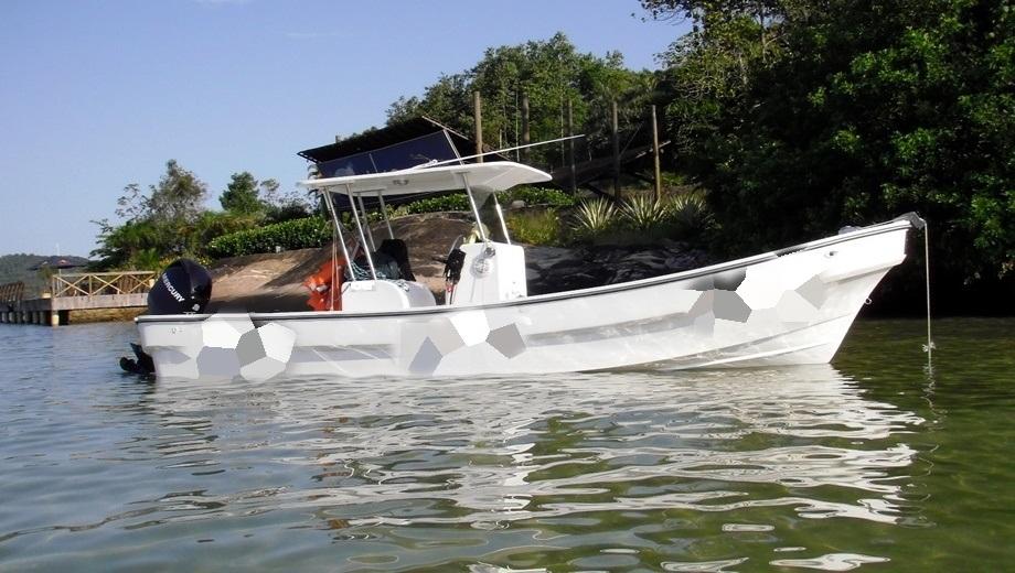 Navy Boat Navy Panga 25
