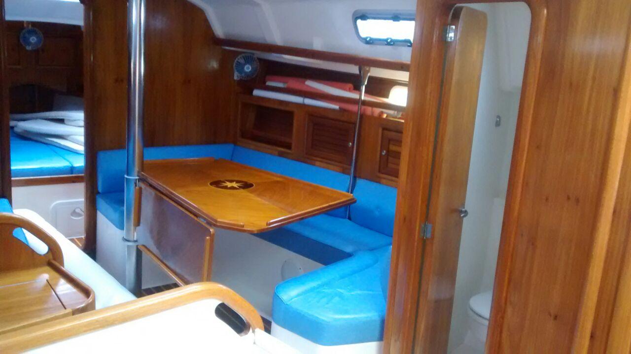 Delta Yachts 36