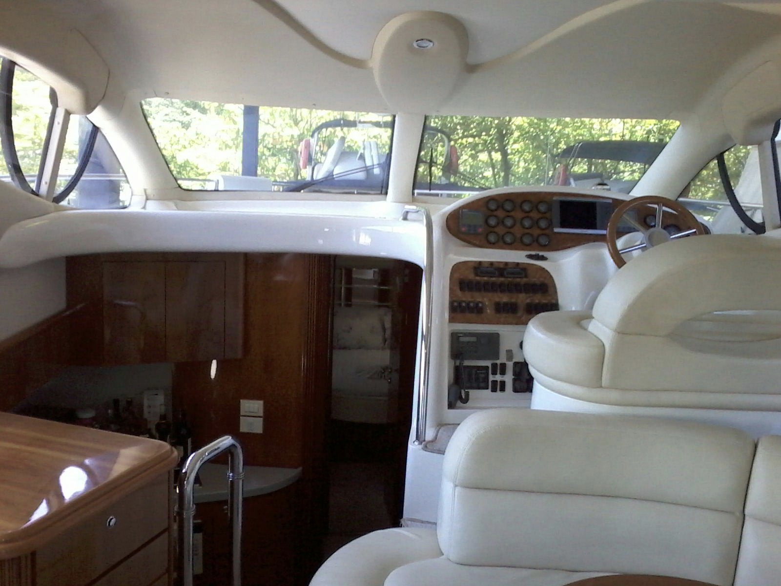 Azimut Intermarine 460 Full