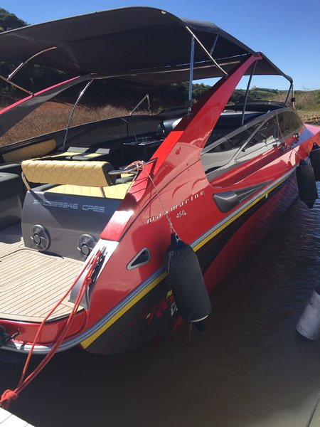 Maxmarine 450 Sport