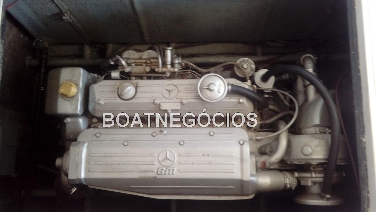 Intermarine Oceanic 36