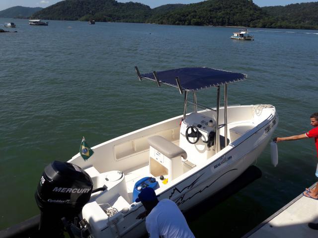 Real Powerboats Pro Fish 190