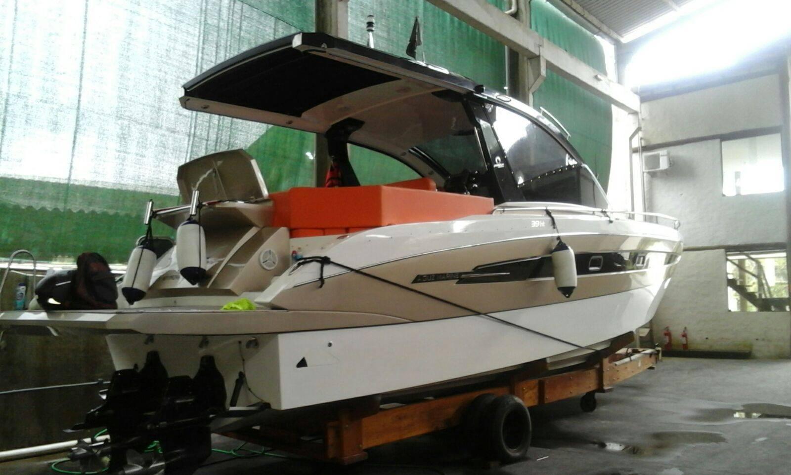 Aguz Yachts 39 HT