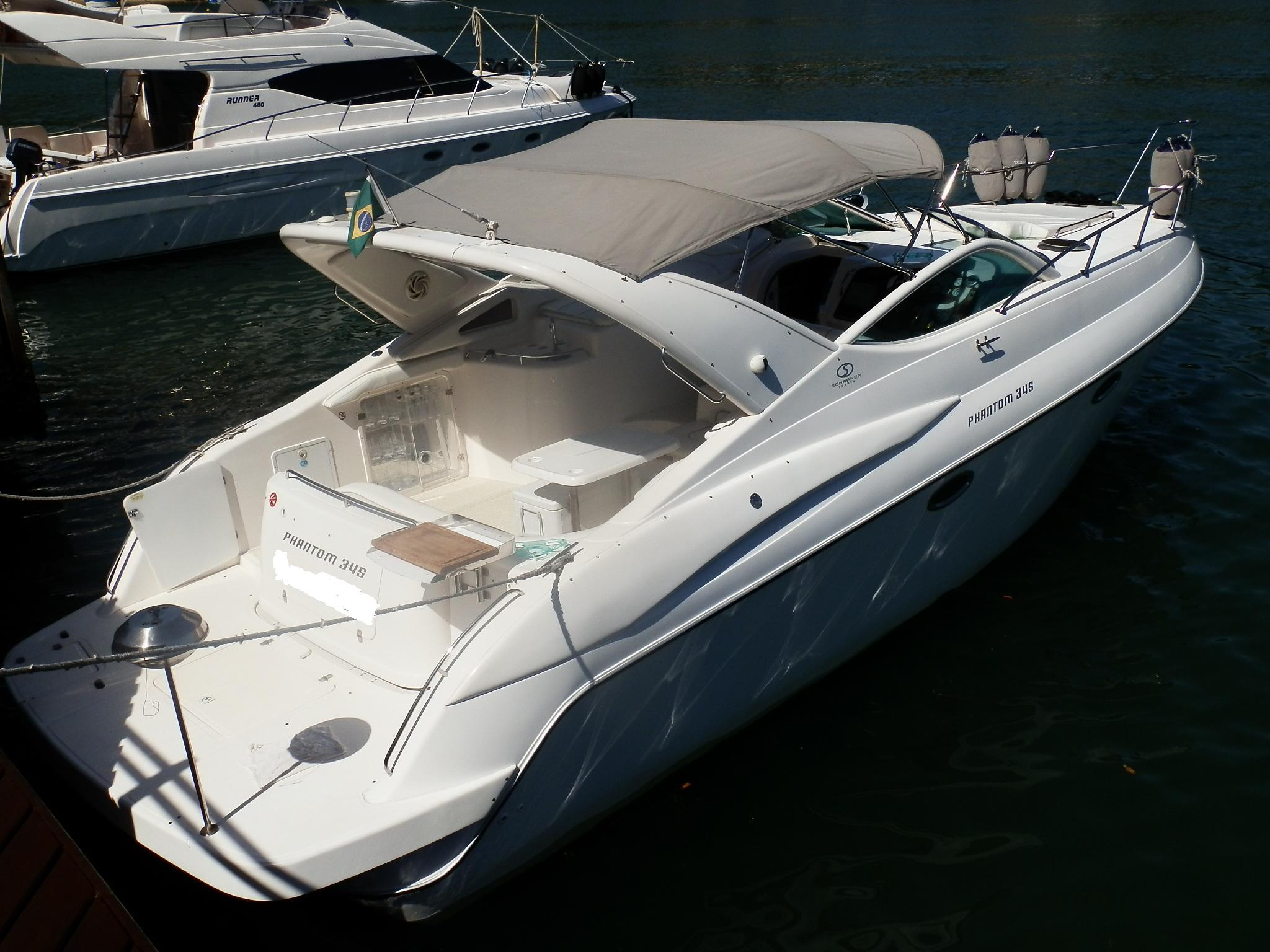 Schaefer Yachts Phantom 345