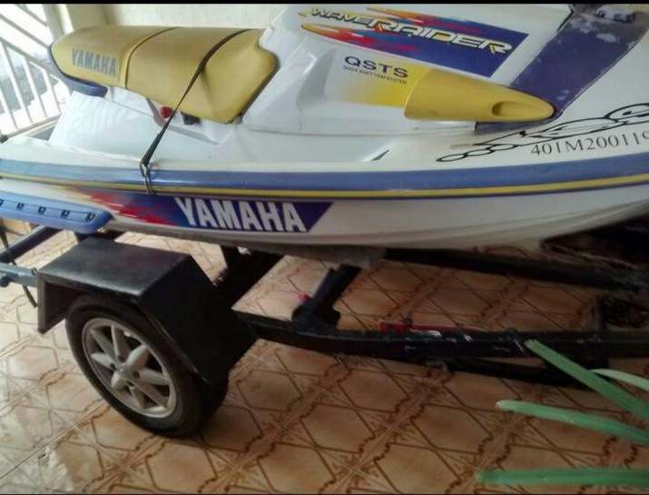 Yamaha Wave Raider