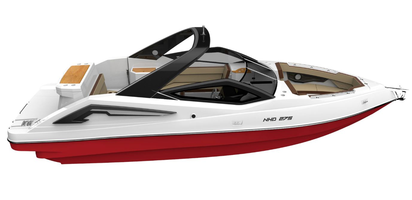 New HD BoatsNHD 270